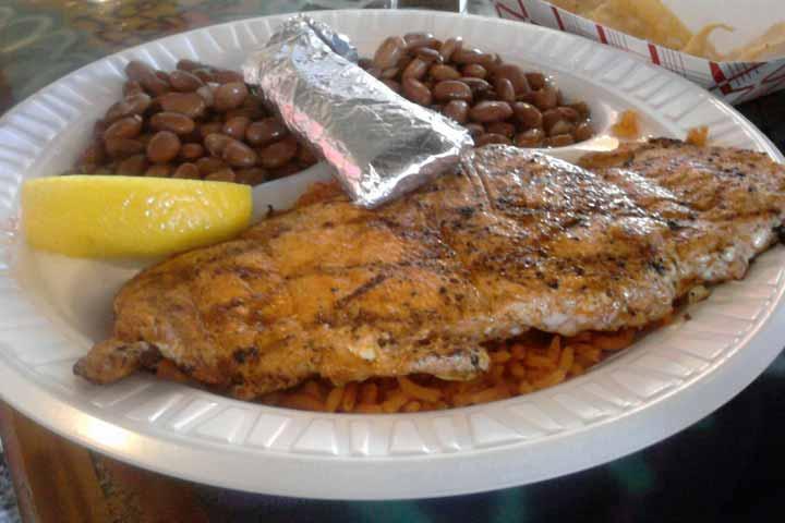 Chuy's Salmon