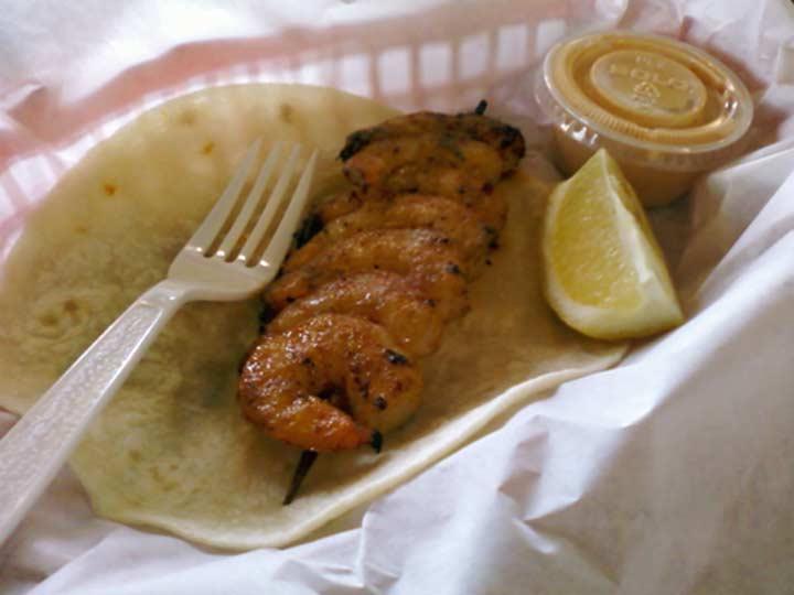 Chuy's Shrimp