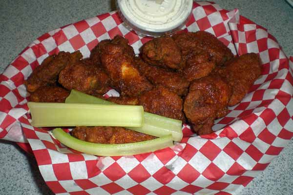 Grazianos buffalo wings