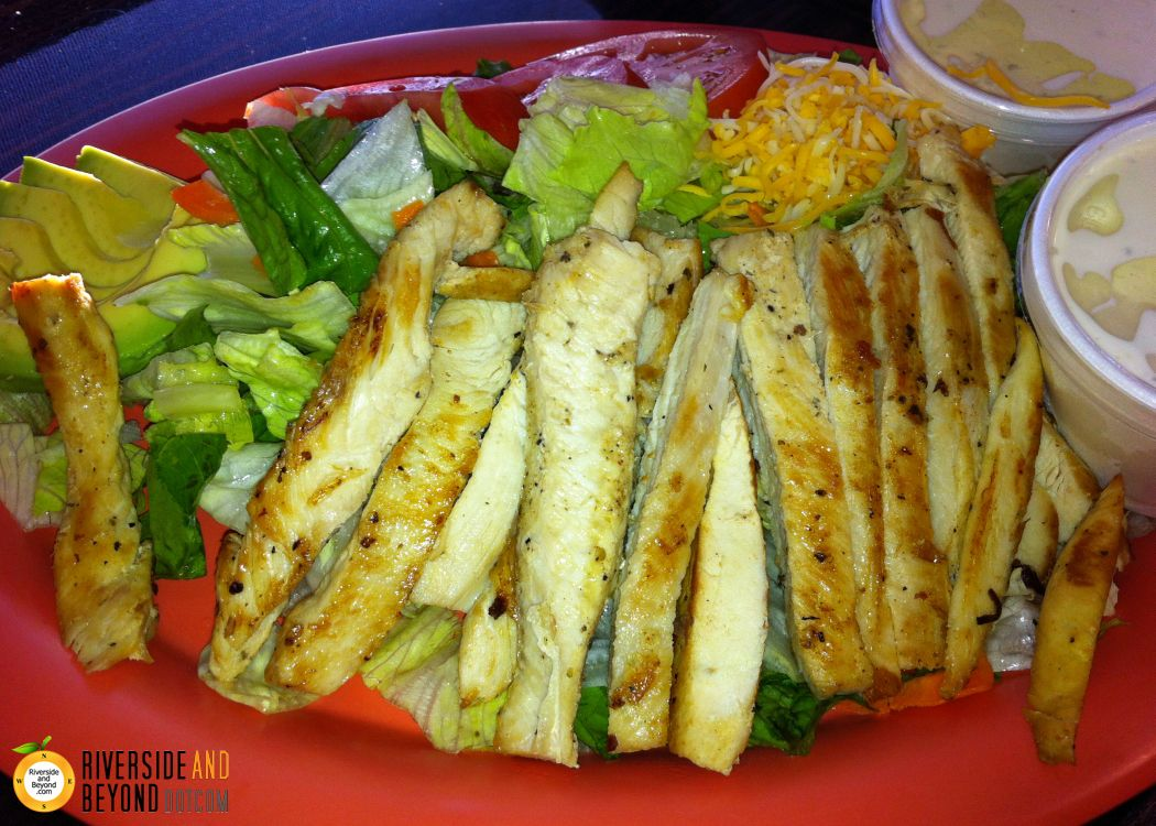 Chilito's Mexican Grill - Grilled Chicken Salad