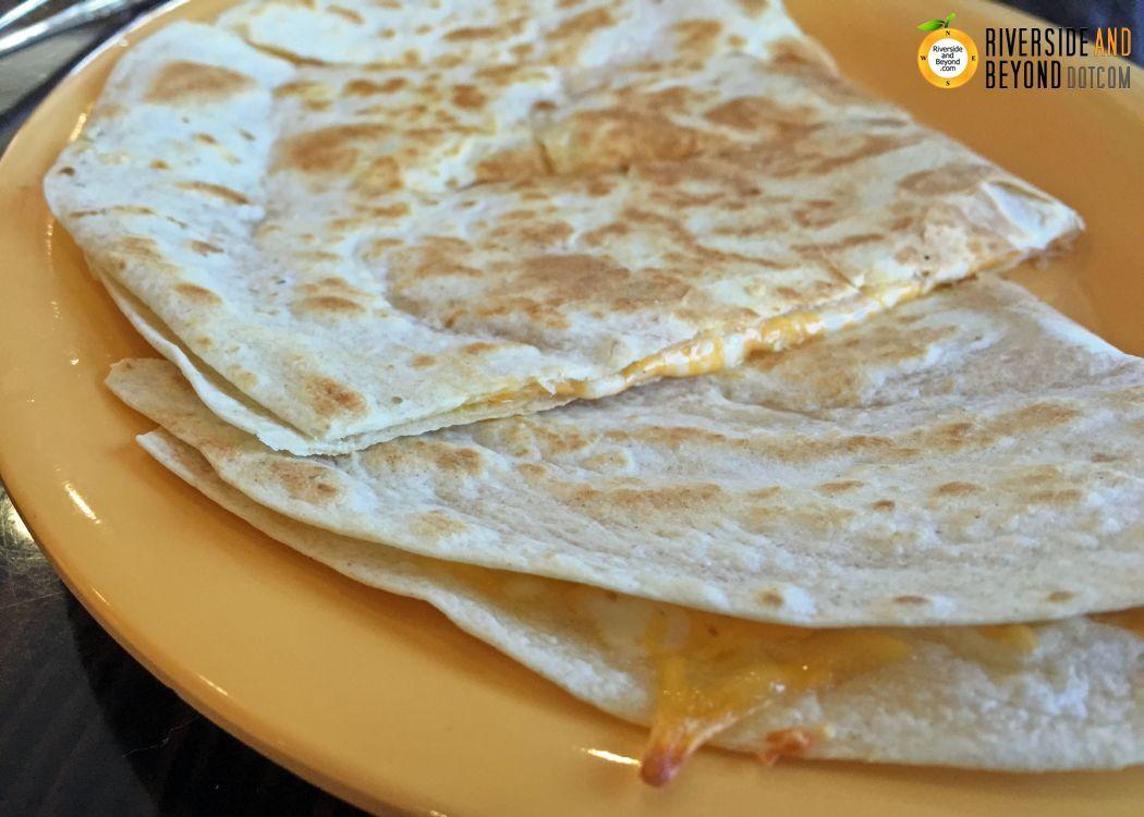 Chilito's Mexican Grill - Cheese Quesadilla