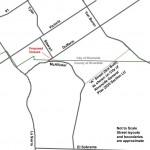 dufferin-closure-map