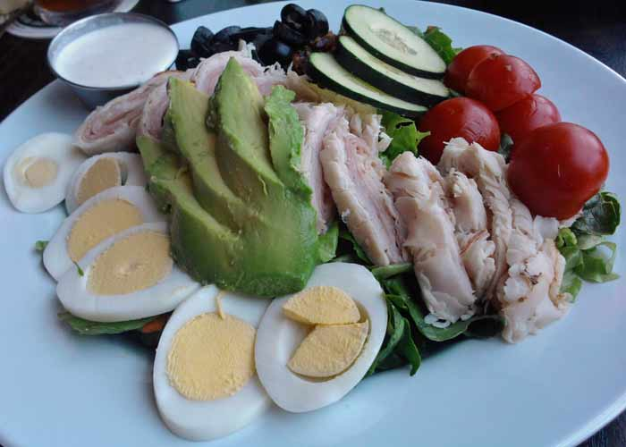 The Alibi - Chef Salad