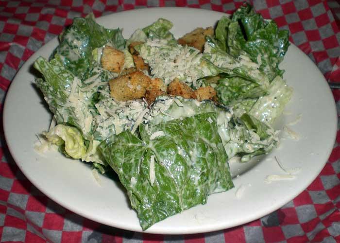 9. Famous Dave's - Caesar Salad