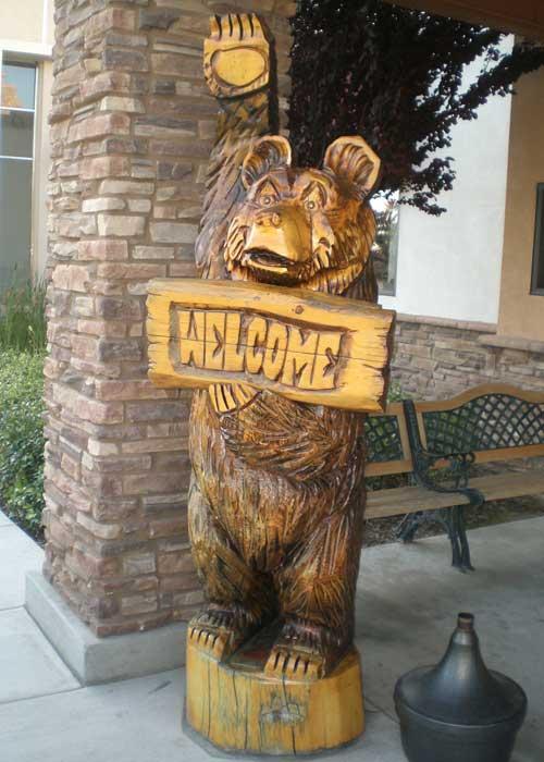 2. The Bear