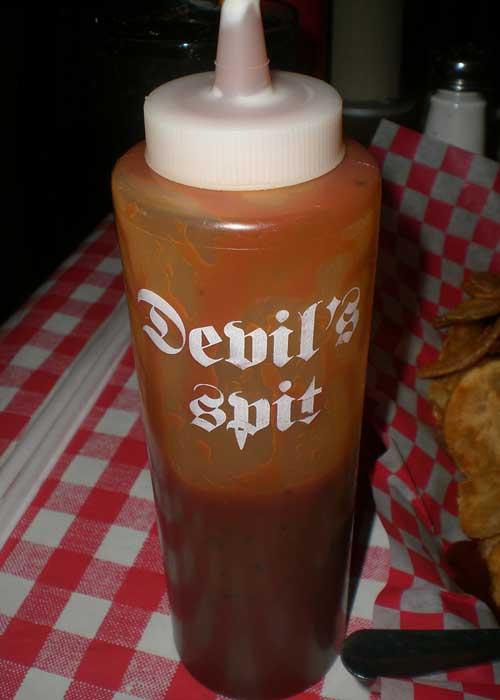 Famous Dave's - Devil's Spit