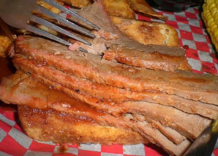Famous Dave's - Texas Beef Brisket