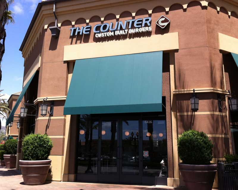 The Counter - Irvine