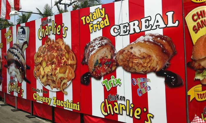 Charlie's - Fried Cereal