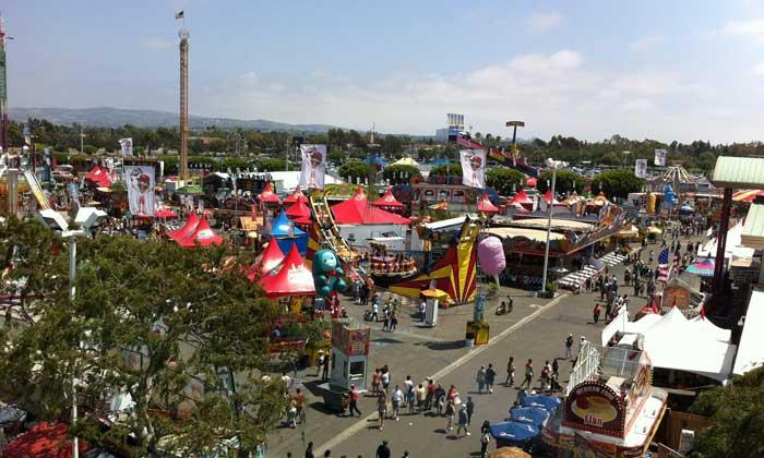 OC Fair - Carnival