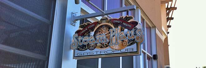 Steam Haus Gastropub