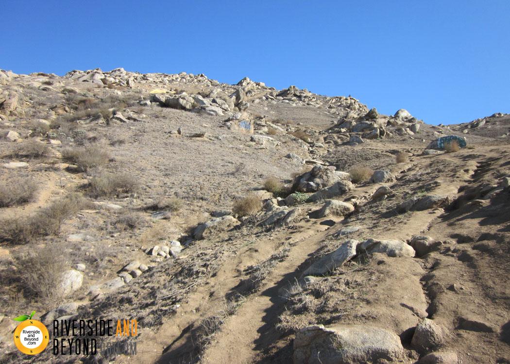 """UCR Big """"C"""" Trail"""