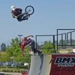 BMX Pros Trick Team at Corona Crossings – 2013