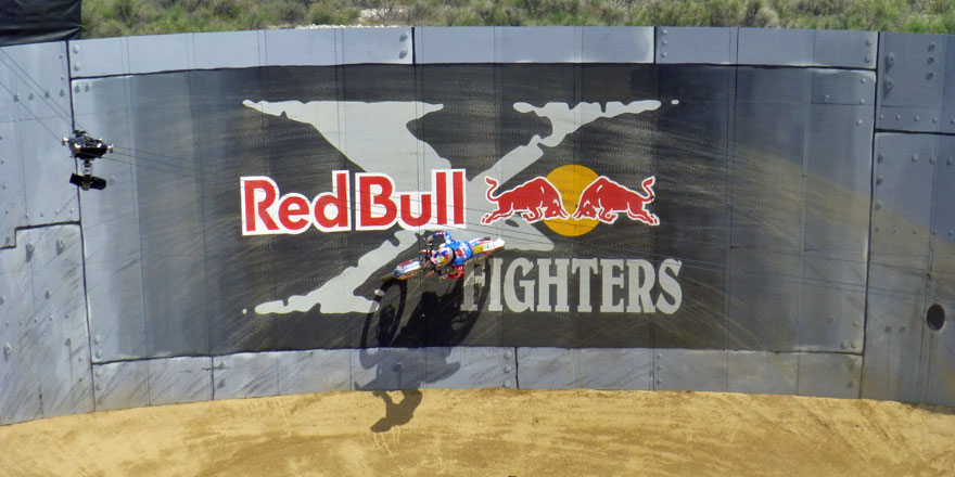 Red Bull X-Fighters - 20130511 - Red Bull Berm