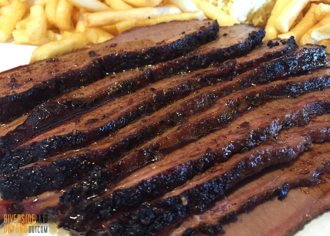 Badlands BBQ - Brisket