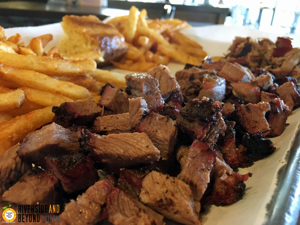 Badlands BBQ Chopped Brisket