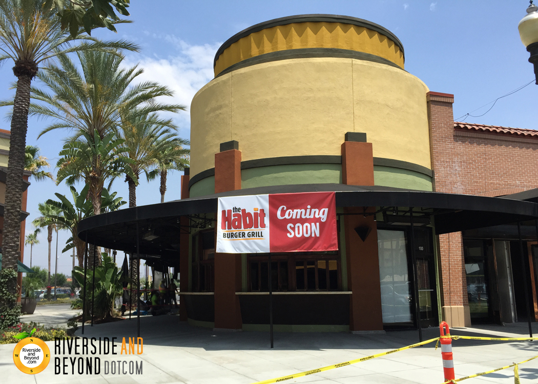 The Habit: Coming Soon to Riverside Plaza