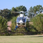 Sights: Helicopter at the Park