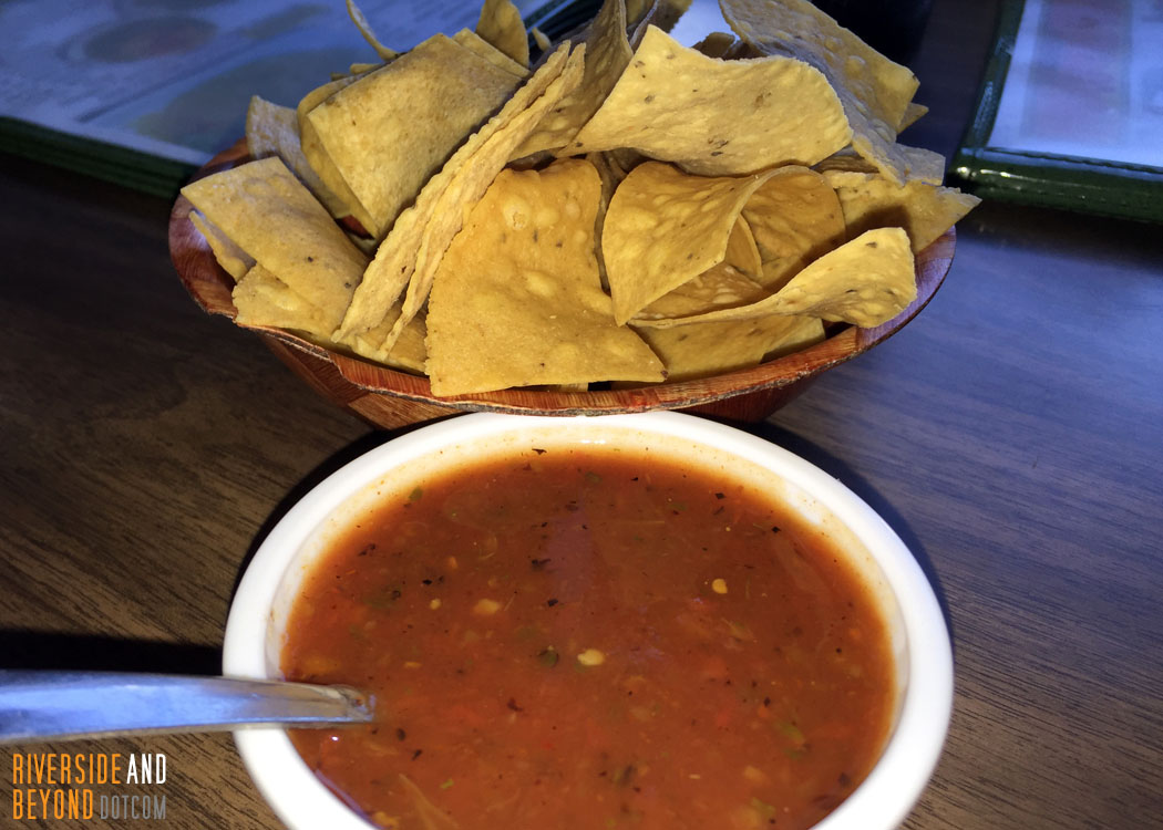 Templo Del Sol Chips and Salsa