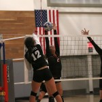 Women's Volleyball – Chaffey at RCC – Nov 21, 2015