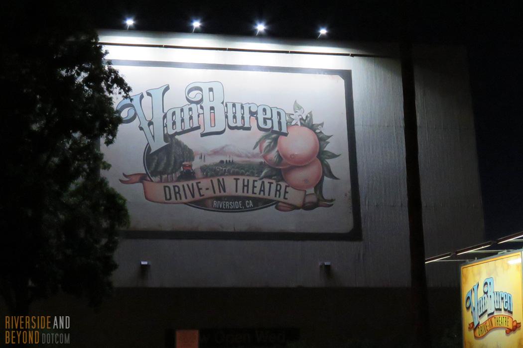 Van Buren Drive-In Early AM