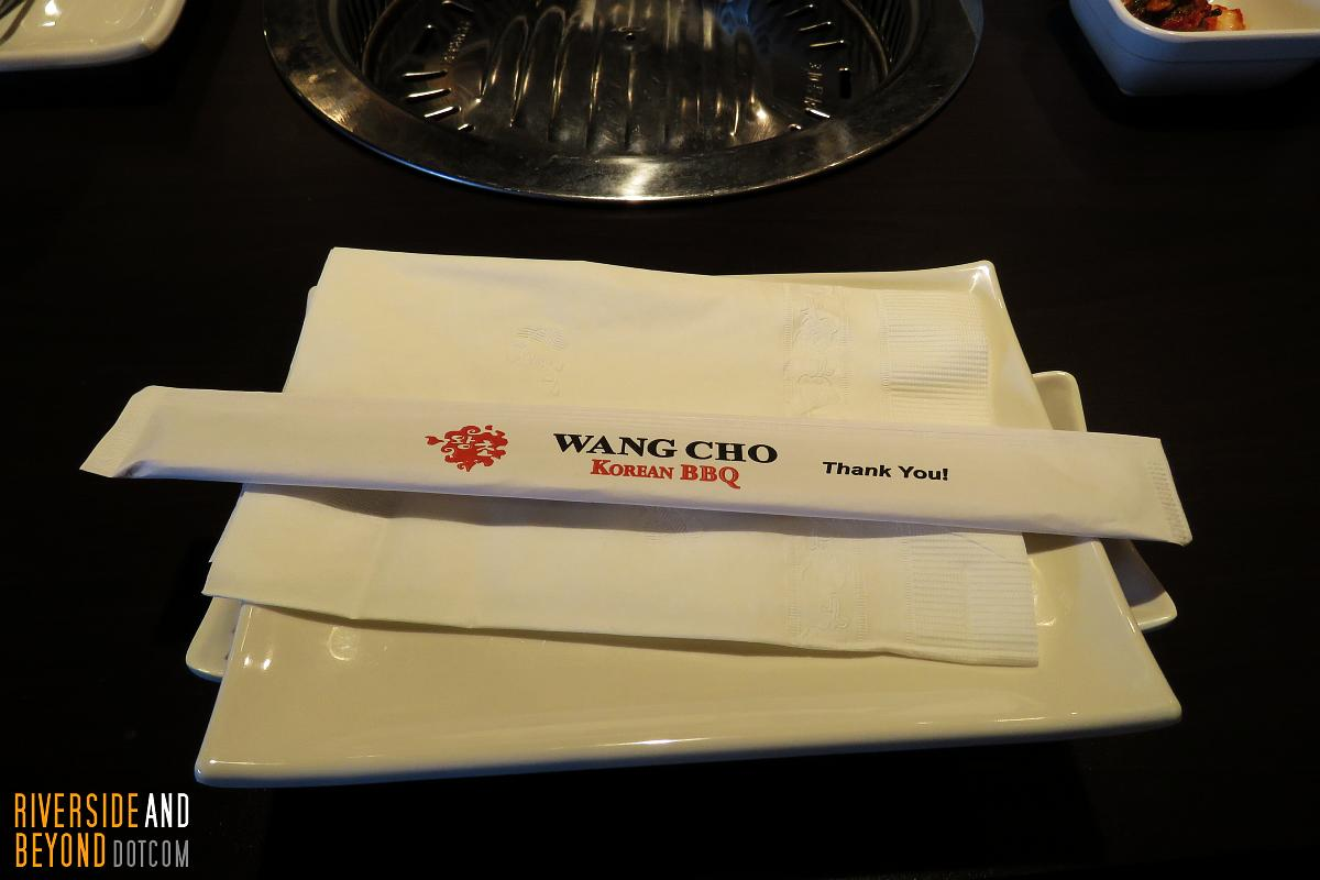 Wang Cho Korean BBQ - Riverside