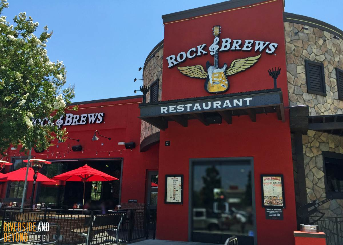 Rock & Brews - Corona, CA