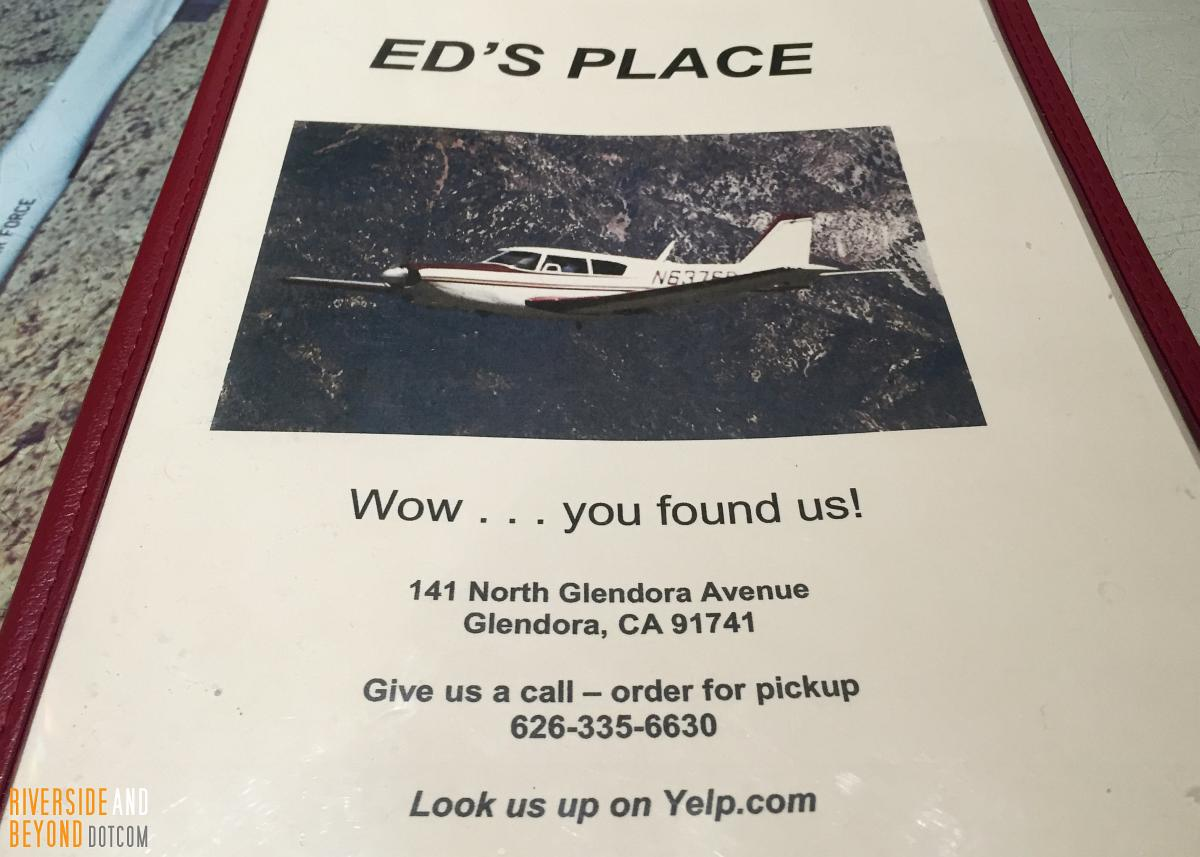 Ed's Place - Glendora