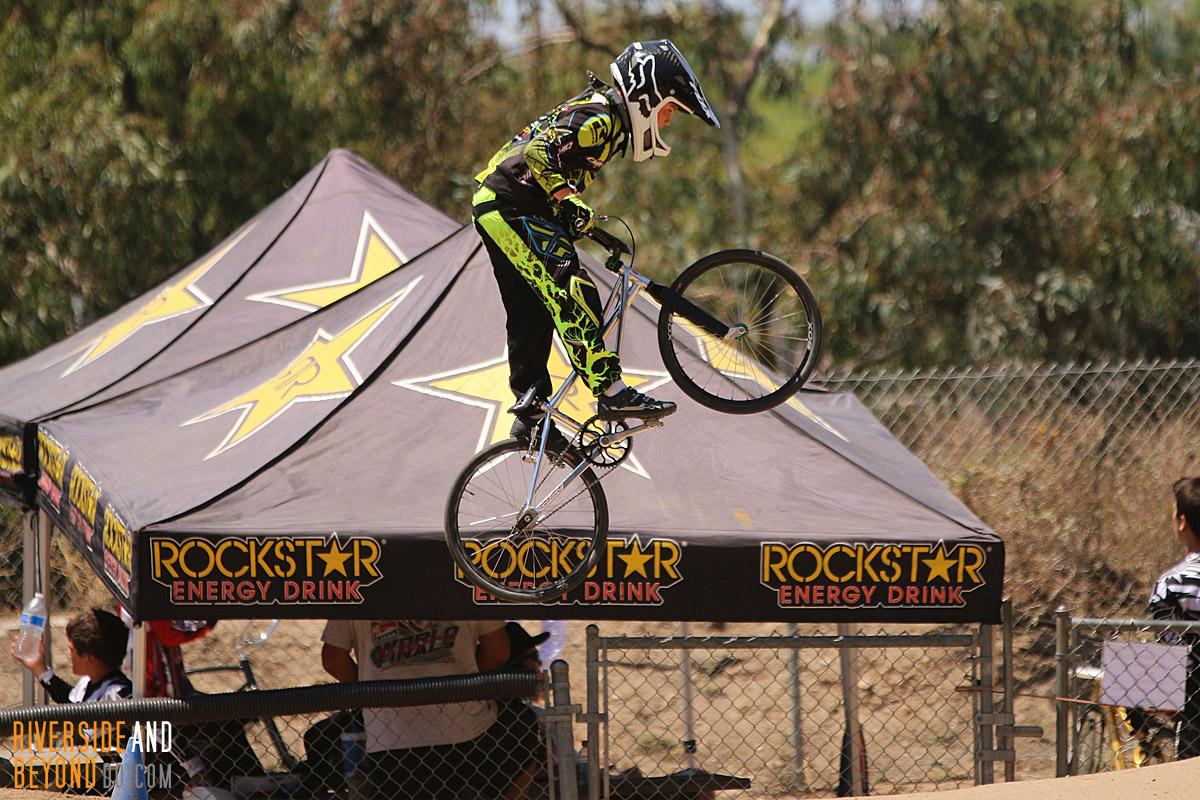 Orange Y BMX - 2015 State Race