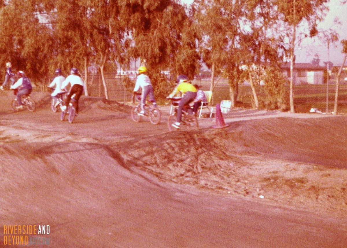 Orange Y BMX - 1981