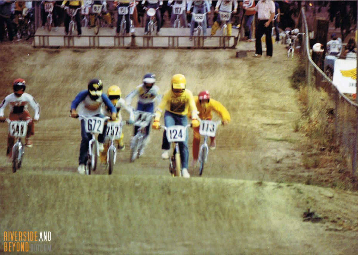 Orange Y BMX - 1983