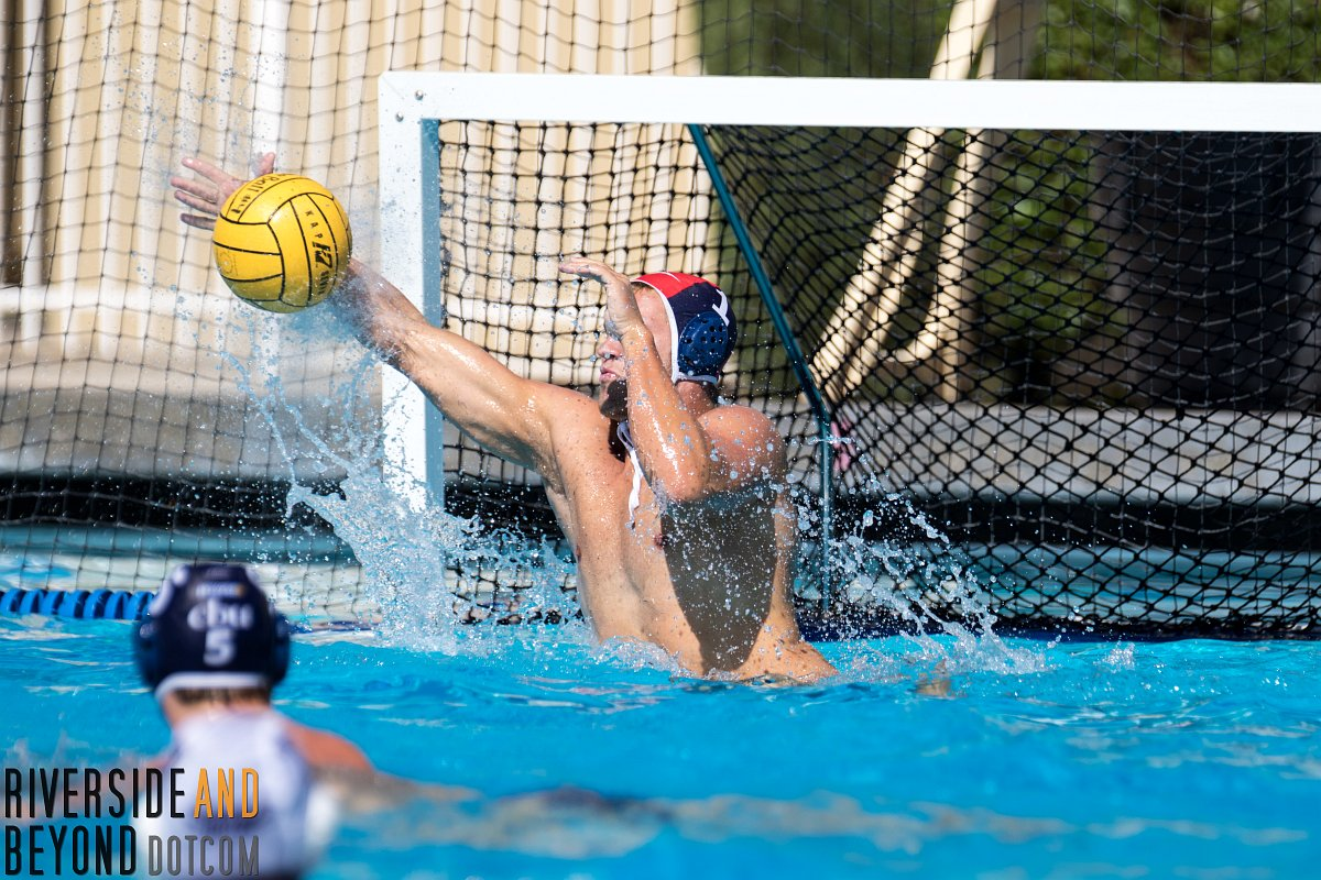 Men's Water Polo: Whitter at CBU