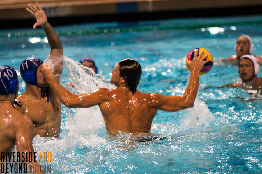 Men's Water Polo: USA vs. Serbia, 06/04/15 in Riverside, CA