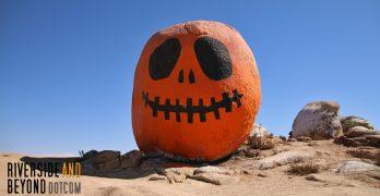 Pumpkin Rock - Norco, CA