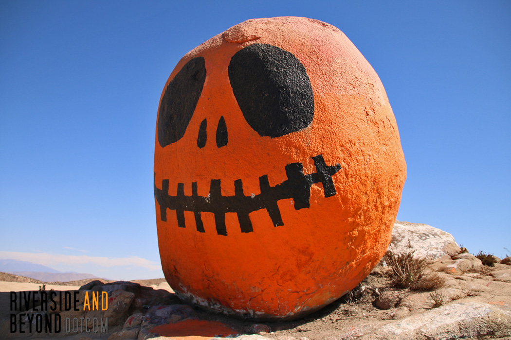 Pumpkin Rock - Norco
