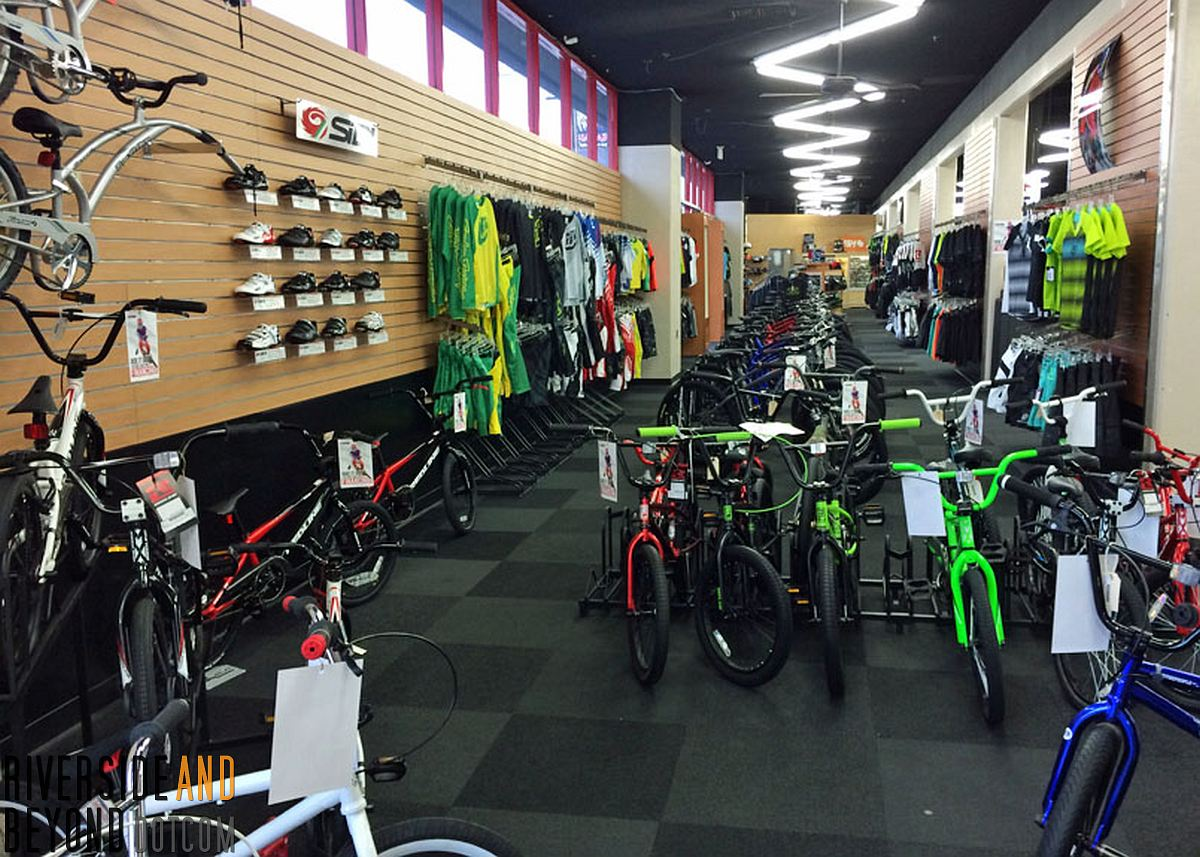 Chaparral Motorsports Bike Department