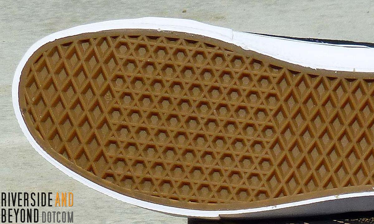 Vans waffle outsole