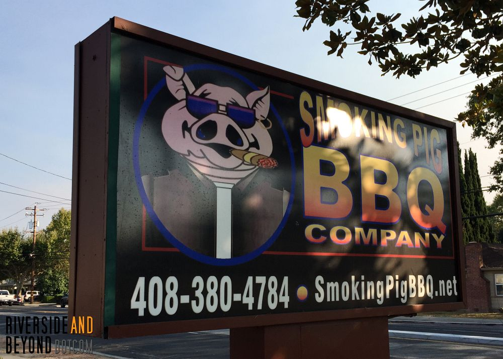 Smoking Pig BBQ, San Jose