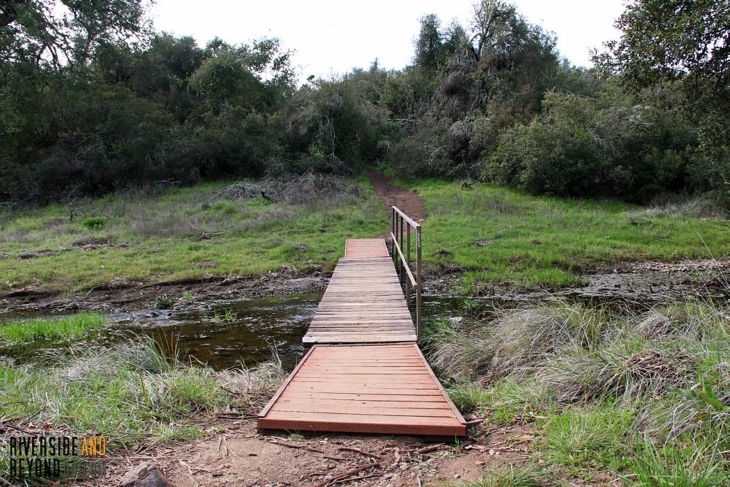 Santa Rosa Plateau Trans Preserve Trail