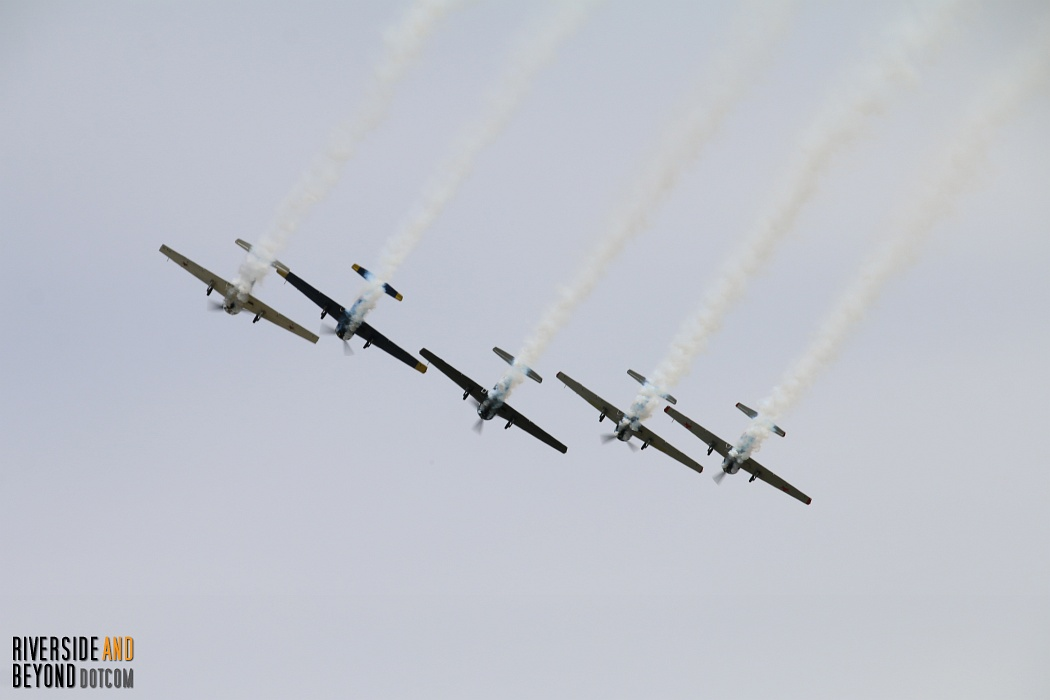 Santa Rosa Plateau Unofficial Air Show