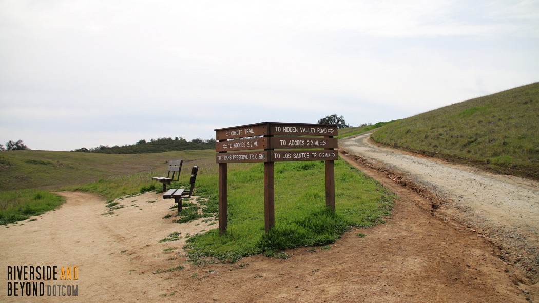 Santa Rosa Plateau - Hidden Valley Trail Head