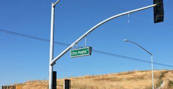 """A"" Street / Citrus Heights Drive"