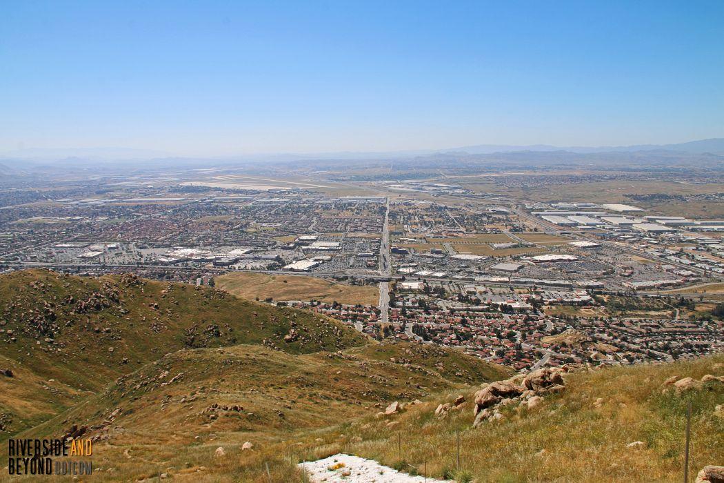 "Box Springs Mountain - Moreno Valley ""M"" Hike"