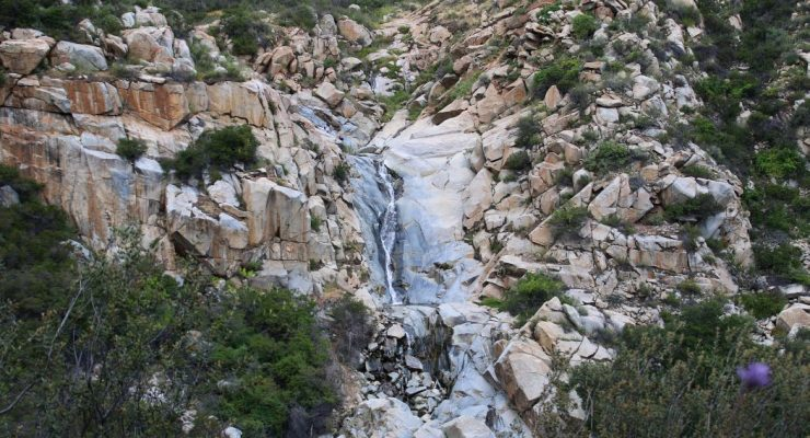 Our First Hike to Tenaja Falls near Murrieta, CA
