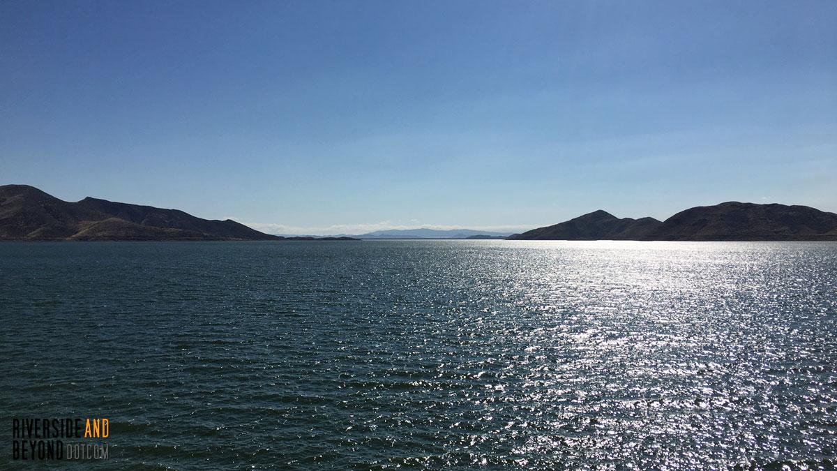 Diamond Valley Lake - Lake View Trail - Second Trip