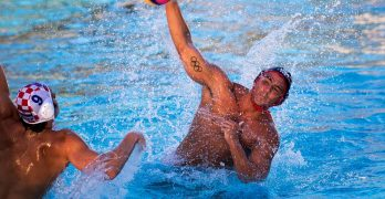 Men's Water Polo: USA vs. Croatia in Riverside, CA – 06/09/17