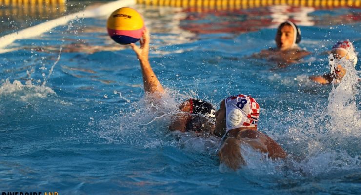 Men's Water Polo: USA vs. Croatia in Long Beach, CA – 06/14/17