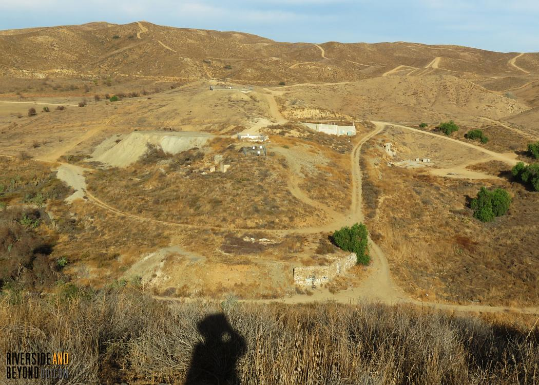 Temescal Tin Mine