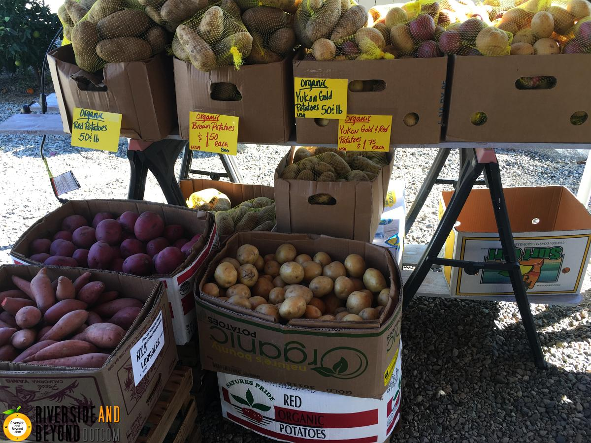 La Sierra Ranch Produce - Riverside, CA