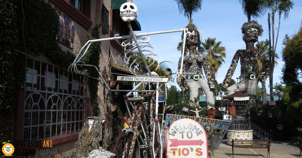 Tio's Tacos – Riverside, CA